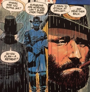 epic battles of the civil war-marvel-the splintering-general grant