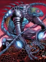Ethan van sciver-cyberfrog blood honey-the splintering-salamandroid