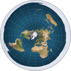 Flat_earth_map_the_splintering_pacman_convention