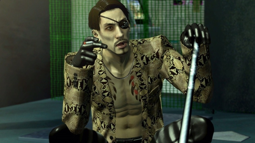 SEGA to remaster Yakuza 3, 4 & 5 for PS4 |