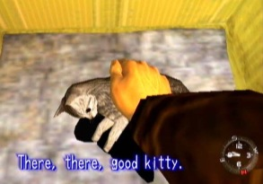 shenmue 3-release-date-delayed-petting-cat-dreamcast-the splintering