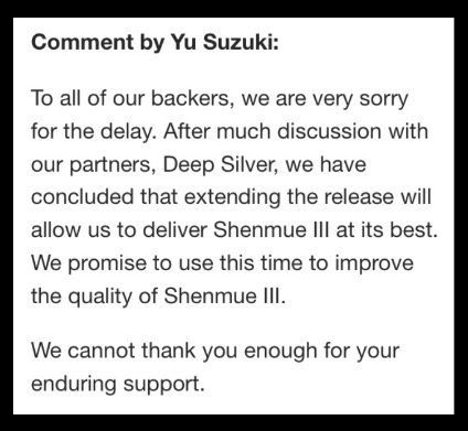 shenmue 3-release-date-delayed-yu-suzuki-statement-the splintering.jpg