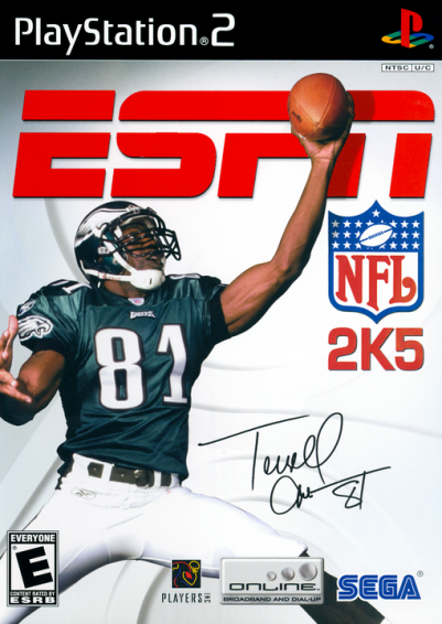 terrell owens-espn-madden 19-hall of fame-sega-ea-the splintering