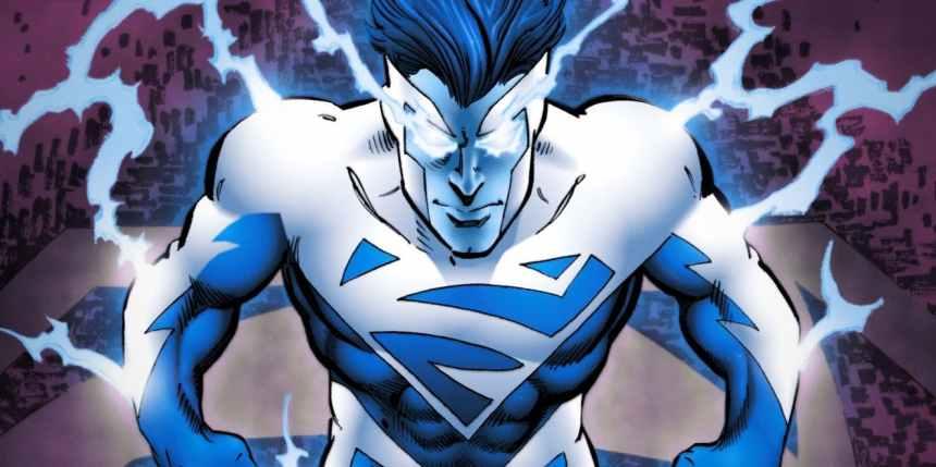 Electric-Superman-Comic-Suit-the splintering