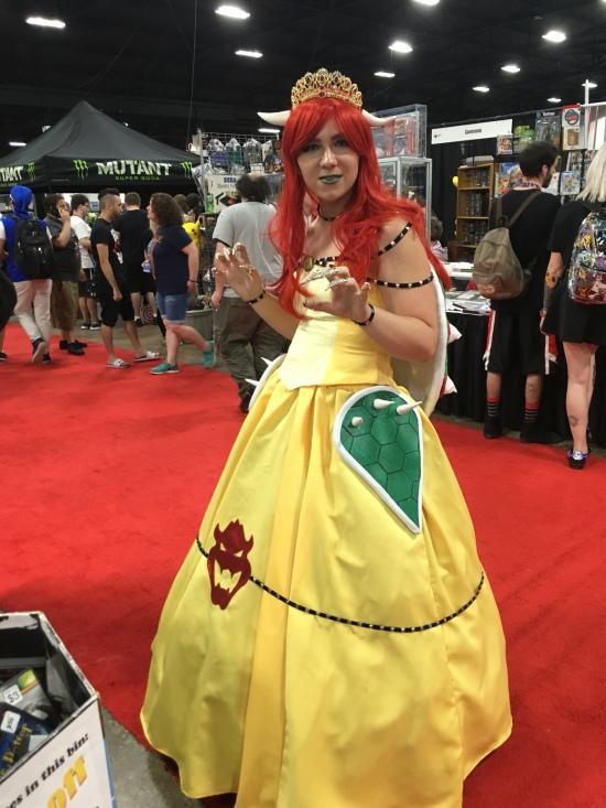 Daisy_cosplay_the Splintering_too many games