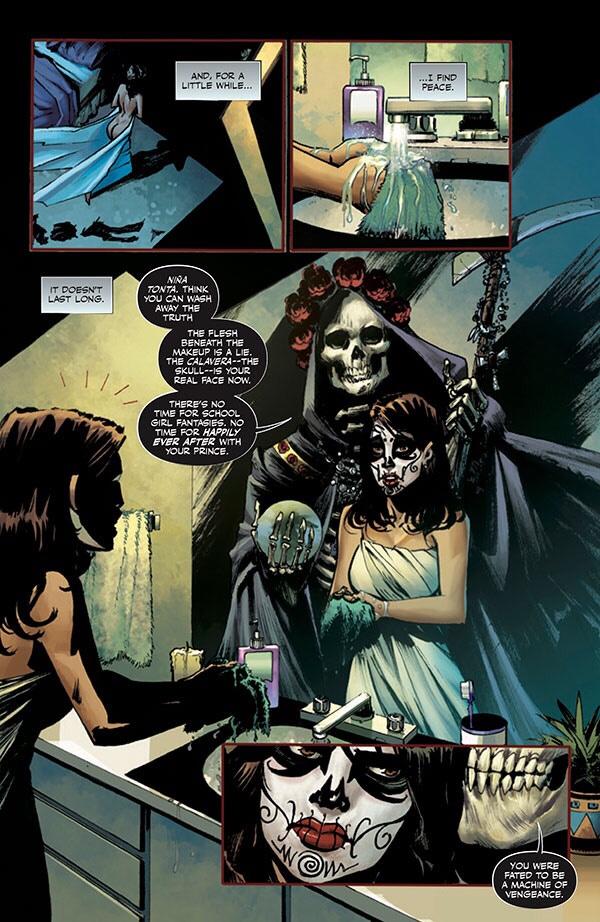 la muerta-the splintering-page