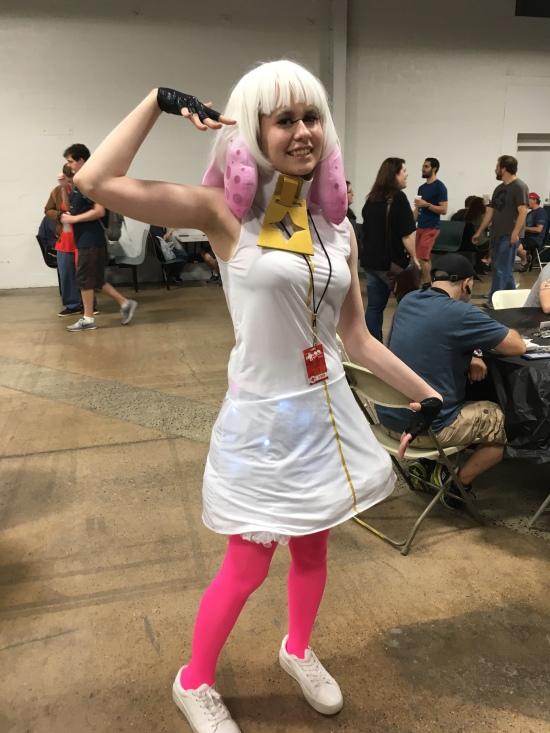 Pearl_Splatoon_cosplay_the splintering