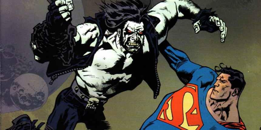Lobo-vs-Superman-the splintering