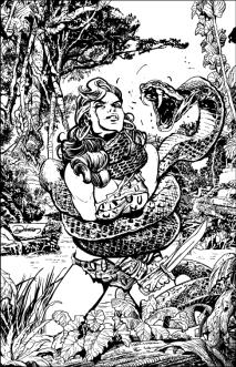 Jungle comics_the splintering_indiegogo_snake