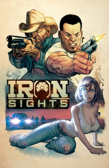 Iron Sights-Cover-Kelsey Shannon