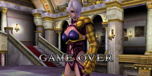 Sega Nerds_The Splintering_Dreamcast Collecting_Game over_Ivy_SoulCalibur
