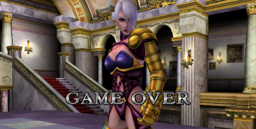 Sega Nerds_The Splintering_Dreamcast Collecting_Game over_Ivy_SoulCalibur