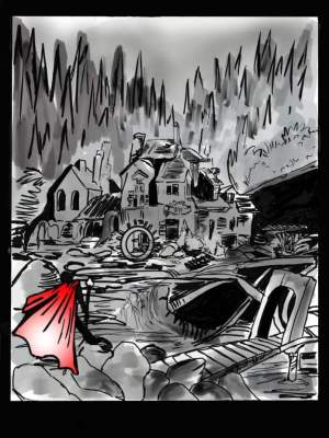 black forest_the Splintering_indiegogo_page art