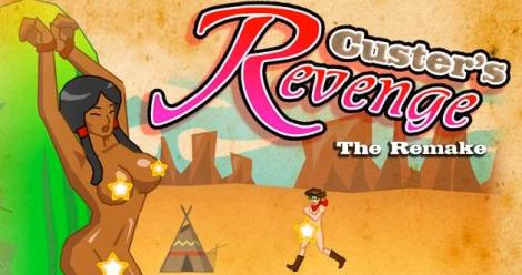 Custers Revenge remake_the splintering_browser