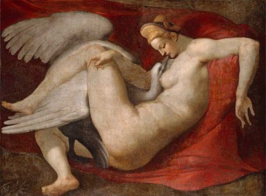 Leda_Michelangelo_Buonarroti_Zeus_Leda and the Swan_The Splintering