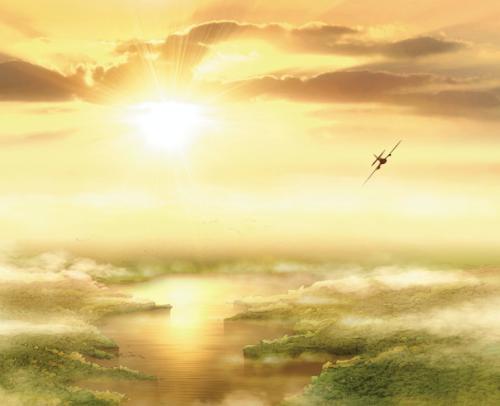 Jawbreakers_lost souls_jon malin_page_Splintering_splatto_sunset