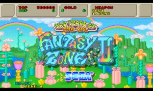 Reflection_the Splintering_Fantasy_Zone_II_2_3DS_title_screen