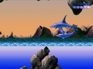 retrospective_the splintering_Ecco_the_tides_of_time_flying_dolphin