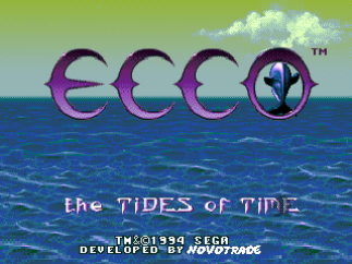 retrospective_the splintering_Ecco_the_tides_of_time_titlescreen