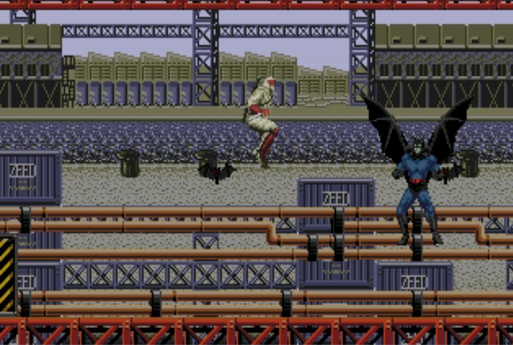 The Splintering_chomp_bites_one_off_superman_sidekick_interview_batman_revenge_shinobi