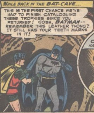 The Splintering_chomp_bites_one_off_superman_sidekick_interview_batman_robin_leather_thong