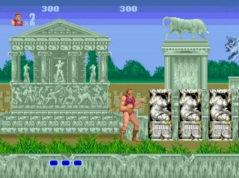Altered_Beast_Review_SEGA_Genesis_Mega_Drive_The_Splintering_stage_1_Stellas_Grave