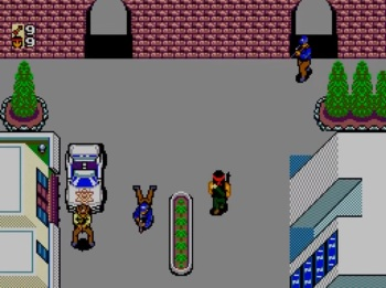 review_rambo_first_blood_part_ii_sega_master_system_the_splintering_Cops