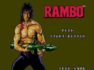 review_rambo_first_blood_part_ii_sega_master_system_the_splintering_Title