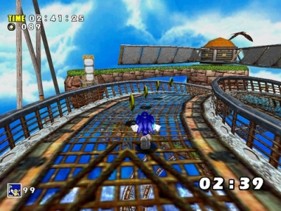 review_sega_dreamcast_review_sonic_adventure_windy_valley_running