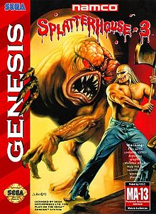 the_splintering_festival_of_dread_sega_genesis_review_splatterhouse_3_box_art
