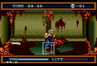the_splintering_festival_of_dread_sega_genesis_review_splatterhouse_3_cleaver_room