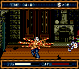 the_splintering_festival_of_dread_sega_genesis_review_splatterhouse_3_mutant_rick