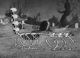 Chomp_Bites_One_off_the_splintering_Mr_Bones_Ub_Iwerks_Castlevania_skeletons