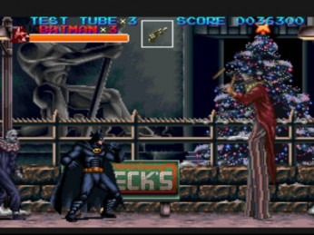 Review Batman Returns Snes Jolly Jinglings Special