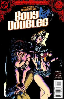 body_doubles_new_years_evil_dc_comics_review_jolly_jinglings_cover