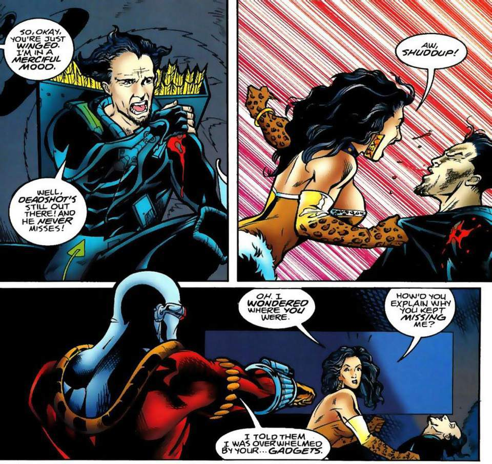 body_doubles_new_years_evil_dc_comics_review_jolly_jinglings_deadshot