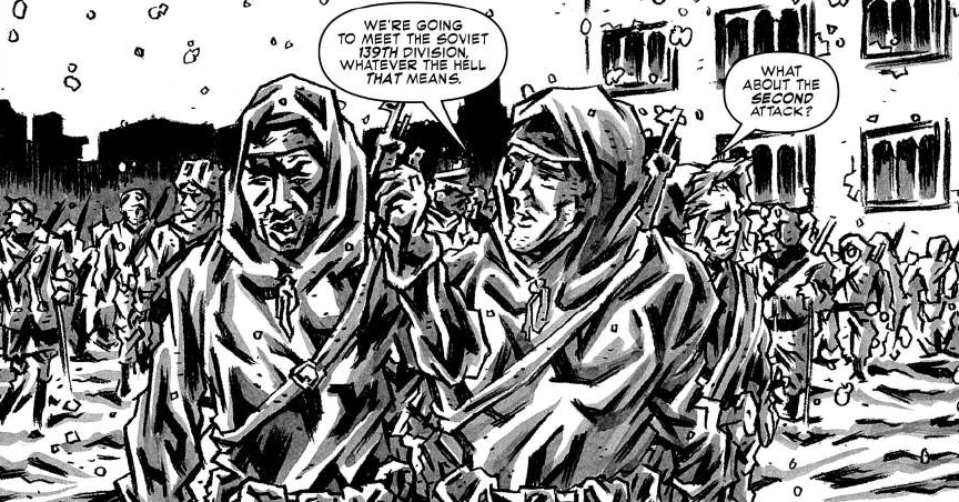 winter-war-kurt-belcher-calibur-comics-review-monochrome-may-the-splintering-cover-artwork