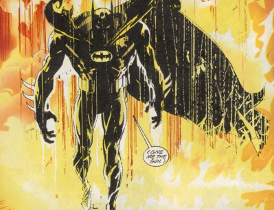 batman-death-of-innocents-horror-of-landmines-dc-comics-review-dennis-oneil-joe-staton-fire