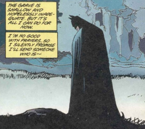 batman-death-of-innocents-horror-of-landmines-dc-comics-review-dennis-oneil-joe-staton-grave