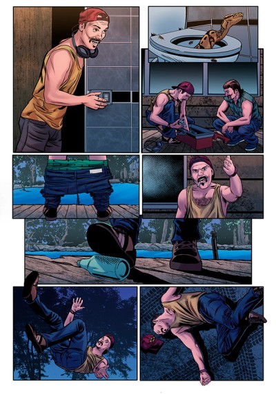 Florida_man_indiegogo_comic_book_the_splintering_beach_sample_art