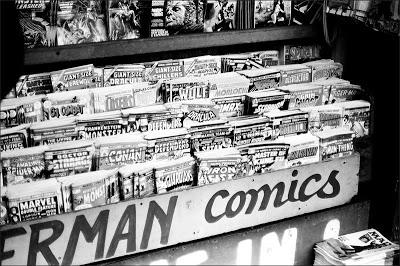 1975 comic book newsstand-the-splintering
