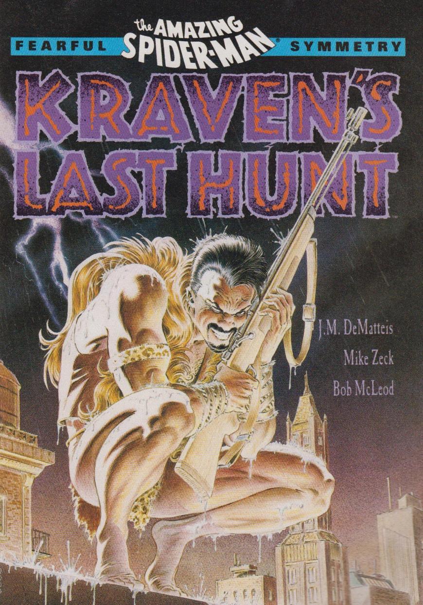 Kravens-last-hunt-spiderman-the-splintering-fearful symmetry