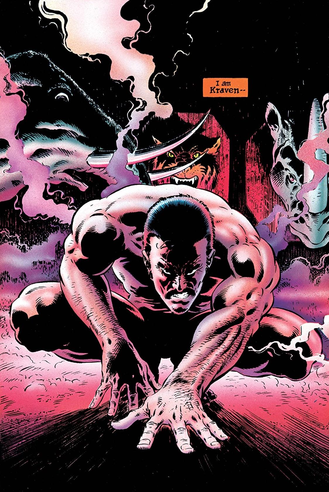 Kravens-last-hunt-spiderman-the-splintering-hunter