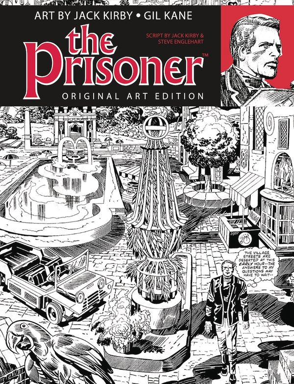 Prisoner Original Art Edition_review_the-splintering