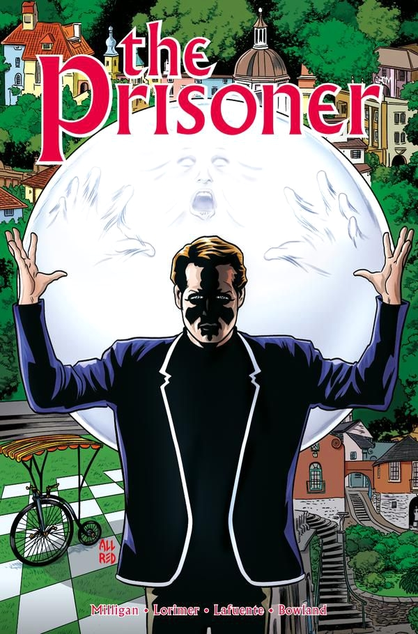 Prisoner Titan comics Series-review-the-splintering