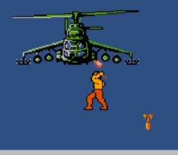 Top-Helicopter-Bosses-in-video-games-the-splintering-rambo-nes