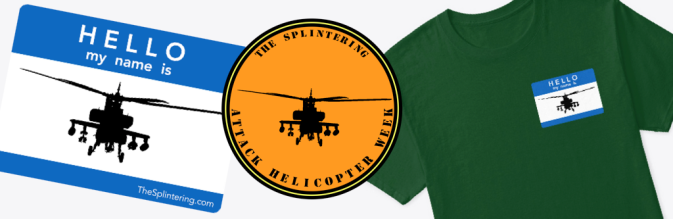 Splintering Store banner_Teespring_attack-helicopter-week