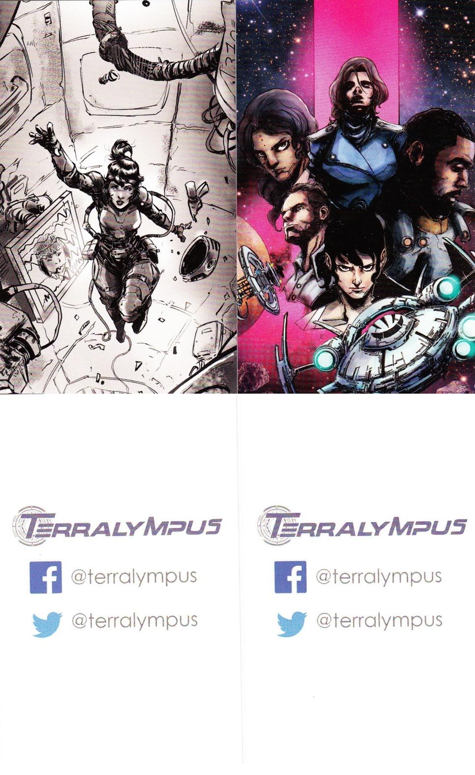 Terralympus Cards