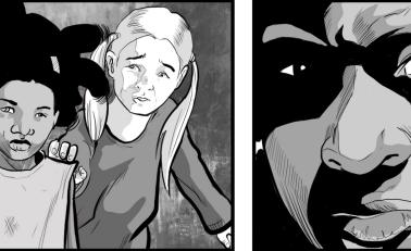 the-shepherd-valentine-dr-andrea-molinari-comic-scout-comics-indiegogo-panels
